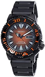 """Seiko Men's SRP311 """"Classic"""" Stainless Steel Automatic Divers Watch"""