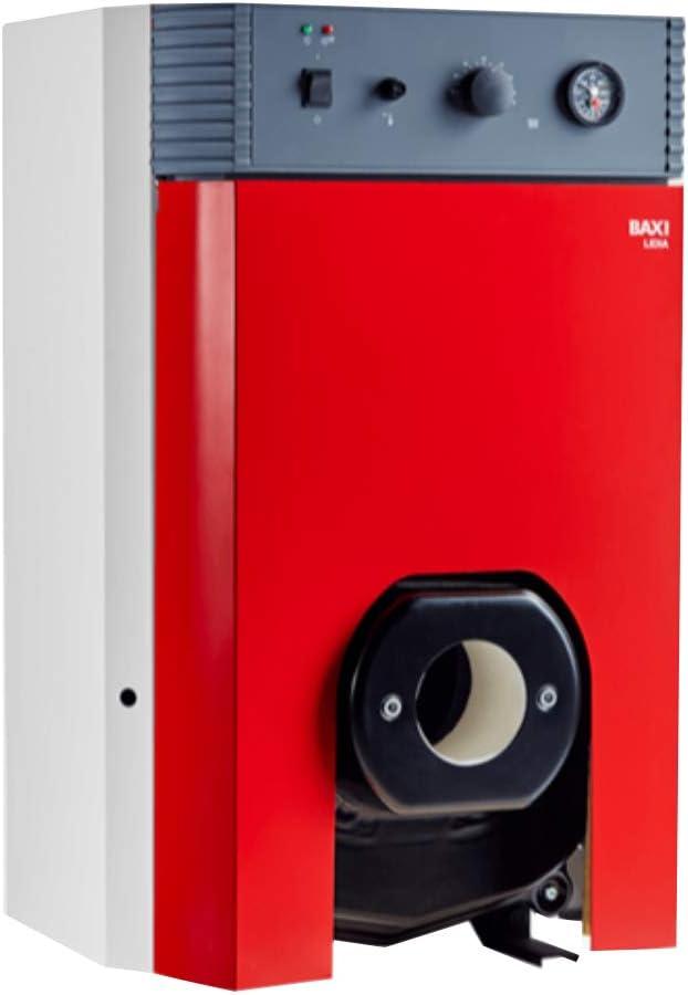 Caldera de gasoil, 20 kW, sólo para calefacción, fundición, serie Lidia Plus, 38,4 x 55 x 85 centímetros (Referencia: 7649959)