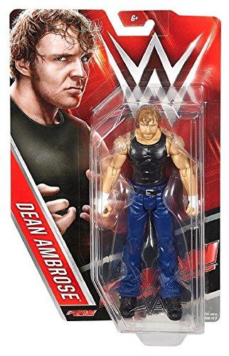 Wwe Dean Ambrose Basic Action Figure Buy Online In Uae