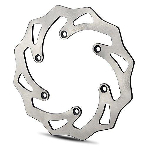 CUSODI | Brake Disks | Rear Brake Disc Disk Rotor for KTM 125 150 200 250 300 350 400 450 500 SX SXF XC EXC XCF XCW Freeride SIX Days 1990|2018