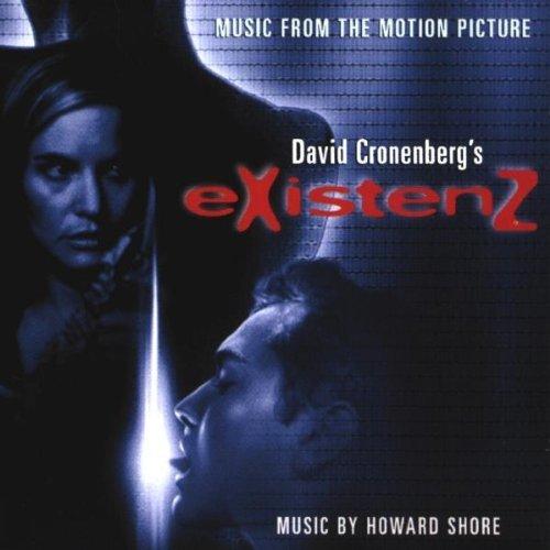 Existenz Soundtrack by Howard Shore (2001-10-19)