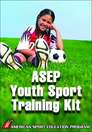 Amazon.com  ASEP Youth Sport Training Kit - Ready-Made Resources for ... c2475c7cef