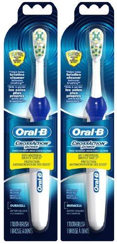 ORAL-B COMP ACT PWR T-BRSH A/M 1
