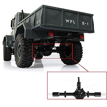 Amazon com: Axle 1/16 Military Truck RC Crawler Car Part WPL