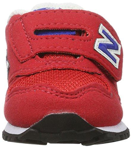 Kv373rdi Basses Rouge Sneakers Balance New Mixte Enfant Red R8xq7q5w