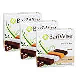 BariWise Protein Bar / Diet Bars - Variety Pack (7ct) 3 Box Value-Pack (Save 5%) High Protein, Low Fat, Gluten Free, Aspartame Free