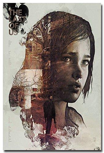 Amazon Com Tomorrow Sunny The Last Of Us Hot Game Art Silk