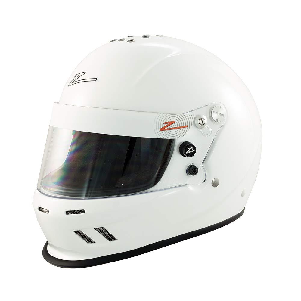 Zamp RZ-37Y SFI 24.1 Helmet White