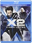 Cover Image for 'X-2: X-Men United (Blu-ray + DVD + Digital Copy)'