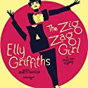 The Zig Zag Girl Audiobook by Elly Griffiths Narrated by James Langton