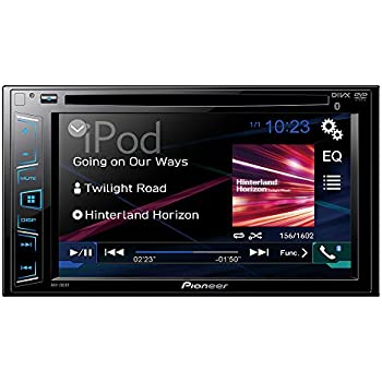 51qUa1XedIL._SL500_AC_SS350_ amazon com pioneer avh 280bt in dash dvd receiver with 6 2  at bakdesigns.co