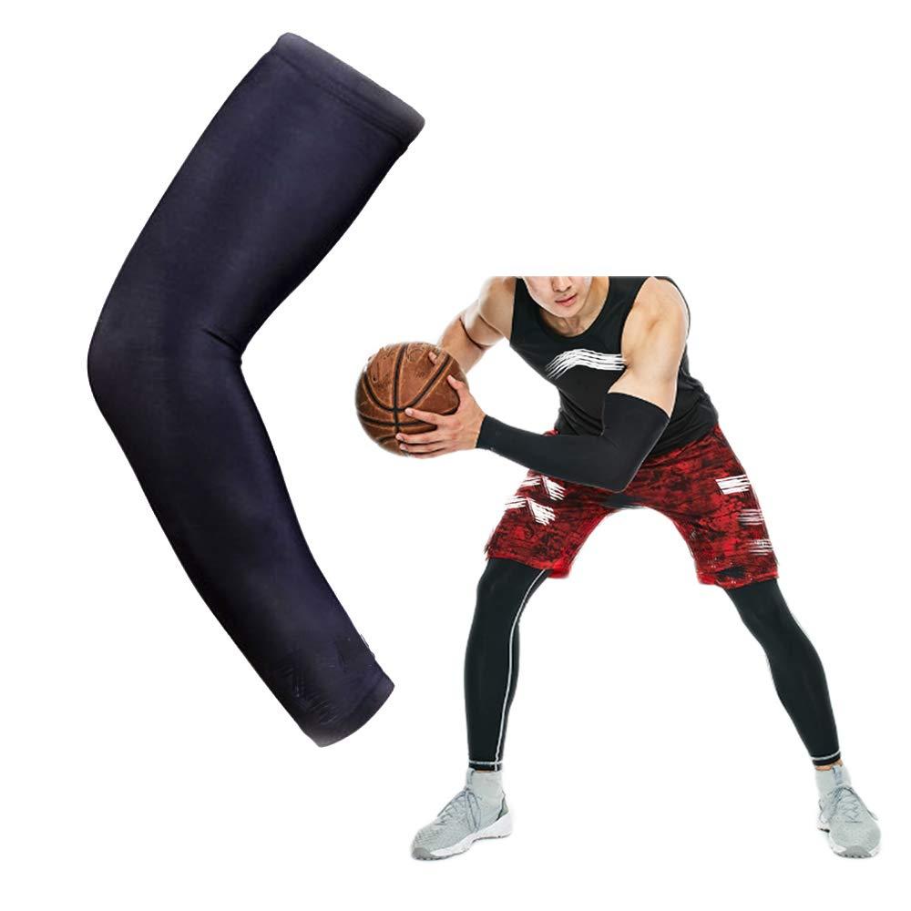 Mangas de baloncesto para los brazos de los jóvenes protectores de ...