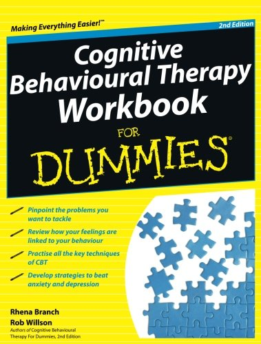Cognitive Behavioural Therapy Workbook For Dummies ()