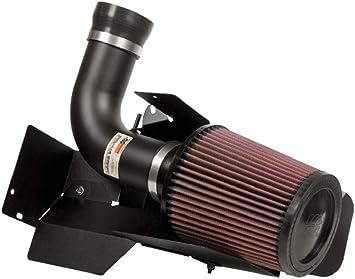 K/&N Engine Cold Air Intake Performance Kit Altea XL,Leon,Beetle,Eos,Jetta,Passat