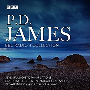 P. D. James BBC Radio Drama Collection Radio/TV Program