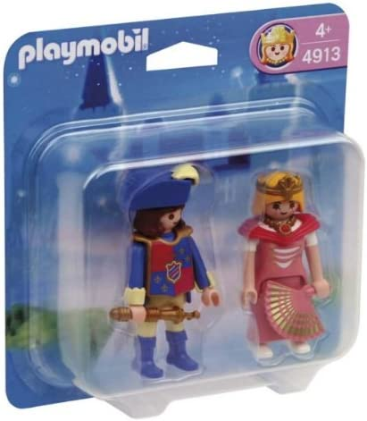 PLAYMOBIL 626072 - Princesas Duo Conde Y Condesa: Amazon.es ...