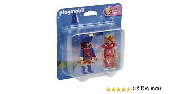 PLAYMOBIL 626072 - Princesas Duo Conde Y Condesa: Amazon.es ...