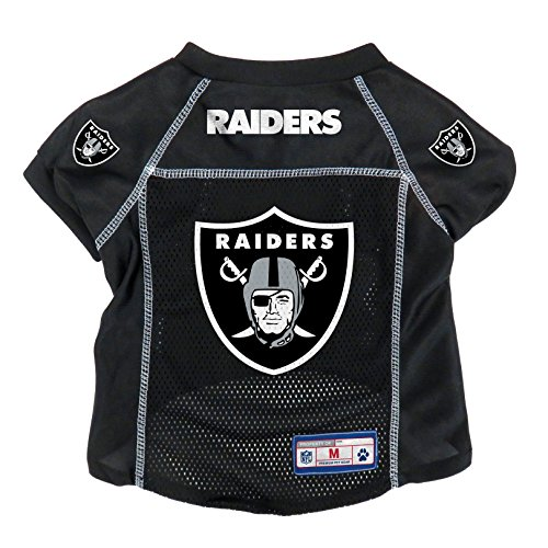 NFL Oakland Raiders Pet Jersey, Large
