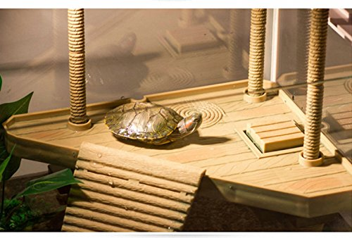 OMEM Reptile Floating Basking Terraces (M) by OMEM (Image #5)