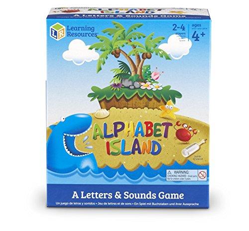 51qUcEmuZEL - Learning Resources Alphabet Island A Letter & Sounds Game