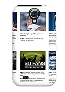 Lisa Rooss's Shop san diego padres MLB Sports & Colleges best Samsung Galaxy S4 cases 2104531K566045331