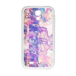 Cool painting Bangerz Fashion Comstom Plastic case cover For Samsung Galaxy S4