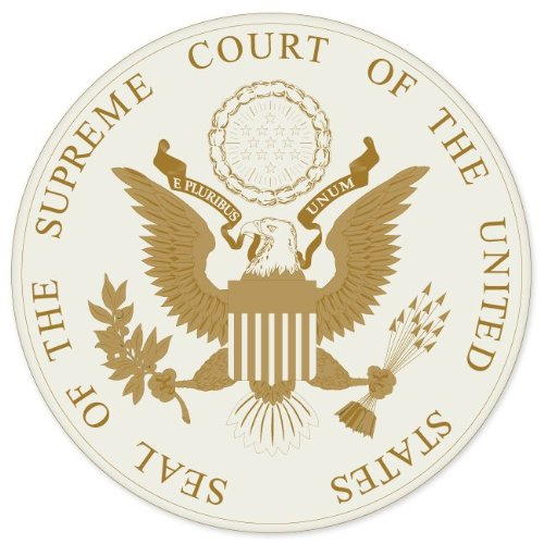 us-supreme-court-seal-car-bumper-window-sticker-4-x-4