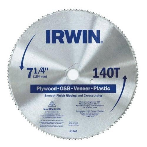 140 tooth saw blade - 4