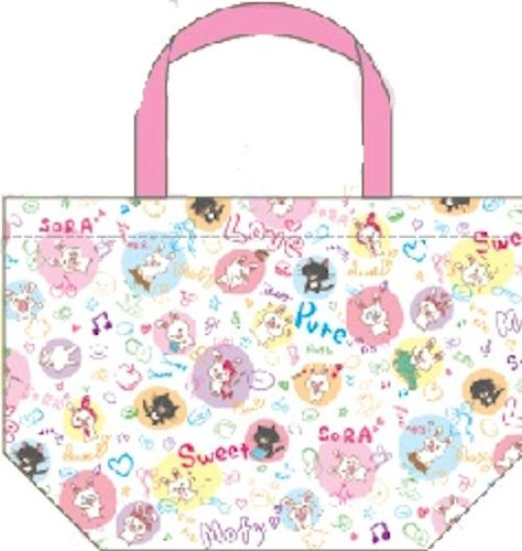 Mofi mini-tote bag of rabbit (handwritten Art) (japan import)