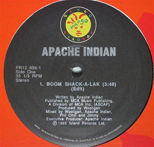 Boom Shack-A-Lak [Vinyl] by Mango