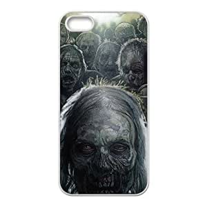 Walking dead scary walker Cell Phone Case for iPhone 5S