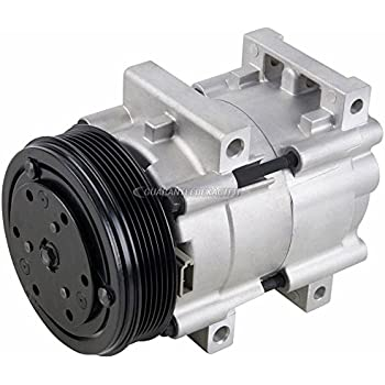 AC Compressor & A/C Clutch For Ford Ranger Econoline Explorer Mazda B3000 B4000 - BuyAutoParts 60-01322NA New