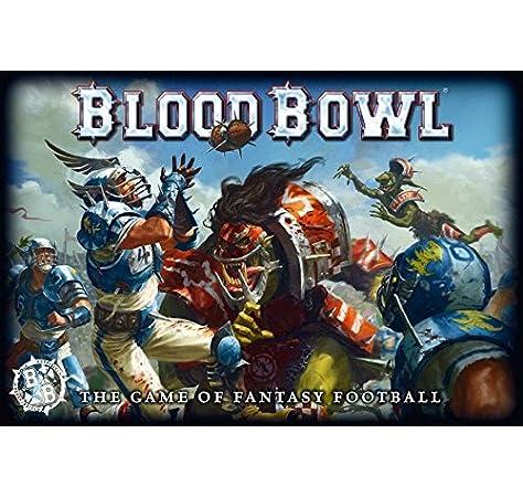 Games Workshop Blood Bowl Edicion 2016 - Caja Basica: Amazon.es: Juguetes y juegos