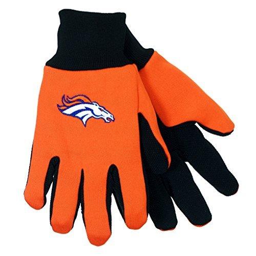 NFL Denver Broncos Sport Utility Gloves (Vapor Jet Td compare prices)