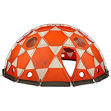 Mountain Hardwear Space Station Tent Tents State Orange