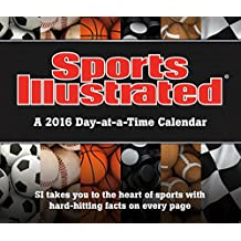 Sports Illustrated – Sports  2016 Day-at-a-Time Box Calendar