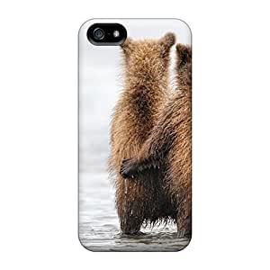 (ciVmNBq8112WFcCy)durable Protection Case Cover For Iphone 5/5s(bear Hugs To All In Dn)