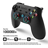 GameSir G3s Wireless Gaming Controller for Windows PC/ PS3 Gamepad with Improved 2.4Ghz USB dongle, Android Controller Gamepad for Smartphone/Tablet/ Smart TV/TV Box (No Phone Bracket)