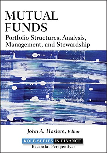 Mutual Funds: Portfolio Structures, Analysis, Management, and Stewardship by Wiley