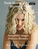 Incredible Single Process Blondes (Trade Secrets of a Haircolor Expert) (Volume 6)