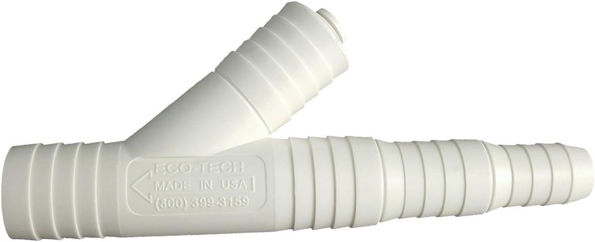 Eco-tech (parte # d-25qc) dla-d Osmosis inversa (Ro) Universal ...