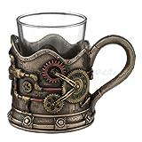 Unicorn Studios WU77009A4 Steampunk Shot Glass