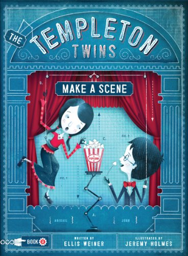 The templeton twins make a scene book two kindle edition by ellis the templeton twins make a scene book two by weiner ellis fandeluxe Images