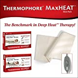 Best Heating Pads - Professional Deep-Heat Therapy by Thermophore MaxHEAT(TM) Model 195 Review