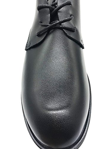 ather Lined Dress Oxford Shoes (8 D(M) US) (Lined Steel Toe Oxfords)