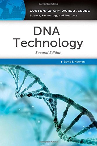 DNA Technology: A Reference Handbook, 2nd Edition (Contemporary World Issues)