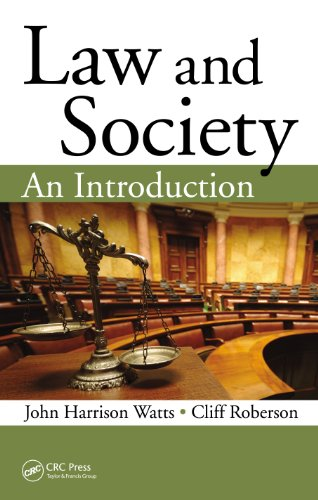 Download Law and Society: An Introduction Pdf