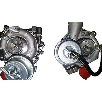 xs-power K04 KO4 RS4 Reemplazo Cargador de Turbo A6 S4 B5 Allroad 2.7T + RS4 entradas etapa 3: Amazon.es: Coche y moto