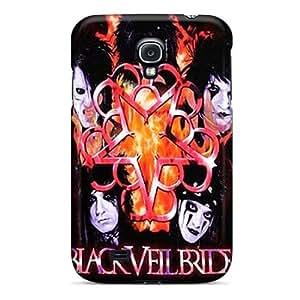 Tpu Case Cover Compatible For Galaxy S4/ Hot Case/ Black Veil Brides