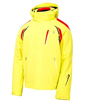 Veste Spyder De L Yellow Fluo Garmisch 2014 Homme Ski rtt8qdwF c774ed74167